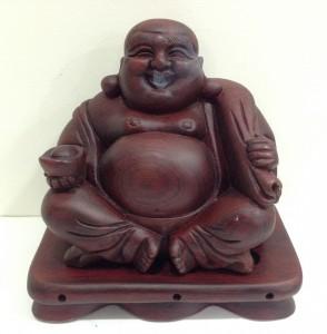Phật Di lặc xông trầm LG04