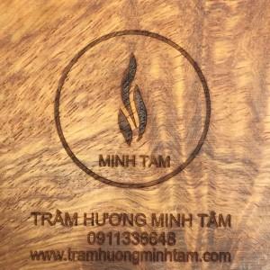 Sự khác nhau giữa Trầm hương tự nhiên tại Trầm Hương Minh Tâm và Trầm vườn trên thị trường